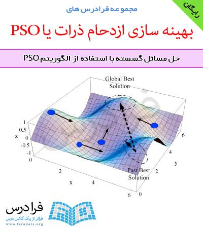 دانلود رایگان فیلم آموزشی حل مسائل گسسته با استفاده از الگوریتم PSO (به زبان فارسی)