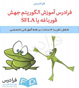 آموزش الگوریتم بهینه سازی جهش قورباغه یا SFLA در متلب