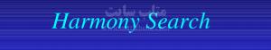 Harmony Search Algorithm