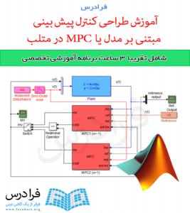 دانلود فایل پاورپوینت مرتبط با فرادرس طراحی کنترل پیش بین مبتنی بر مدل یا MPC در متلب