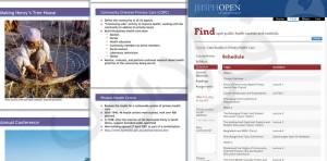 آموزش های دانشکده بهداشت عمومی جان هاپکینز بلومبرگ