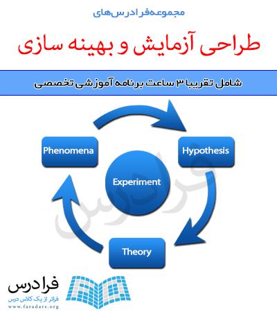 آموزش طراحی آزمایش و بهینه سازی