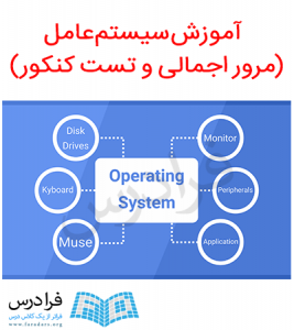 آموزش سیستم عامل (مرور اجمالی و تست کنکور)