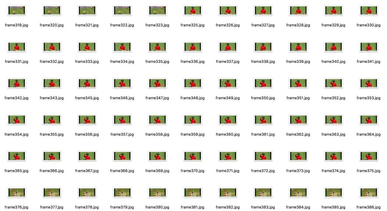استخراج تصاویر از ویدئوها با OpenCV-- به زبان ساده