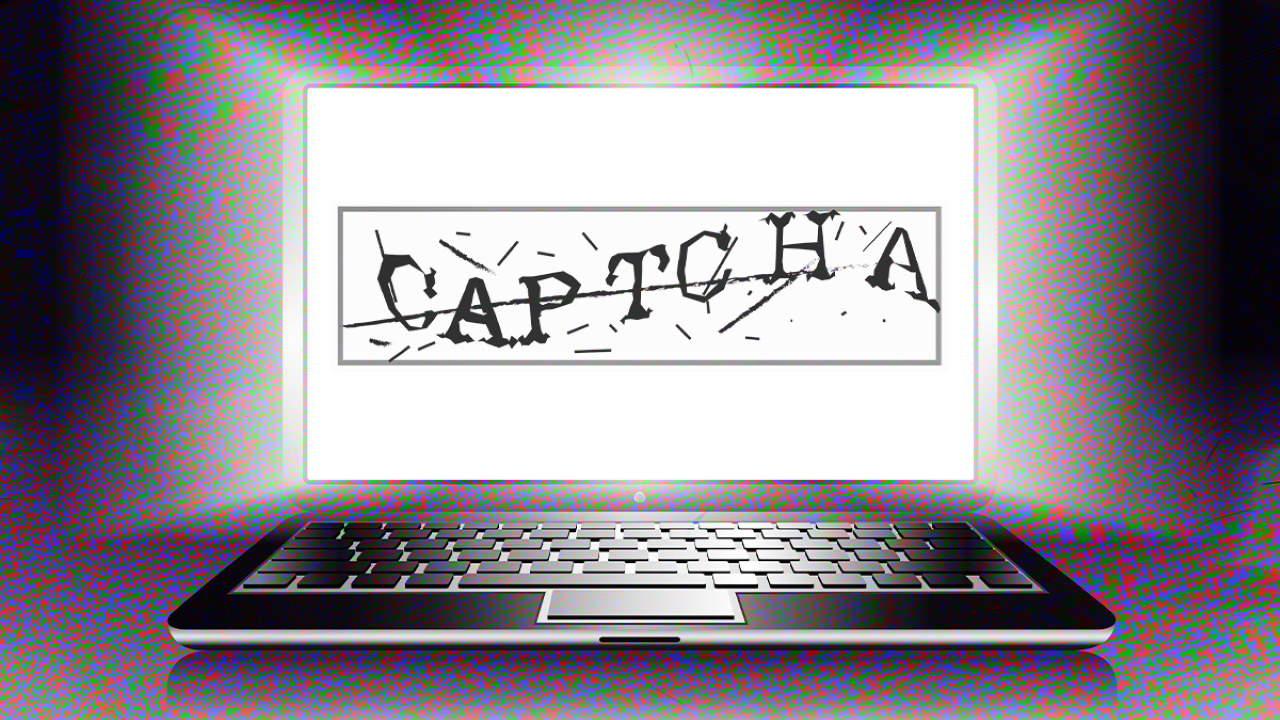 برنامه ساخت CAPTCHA و اعتبارسنجی کاربر — راهنمای کاربردی