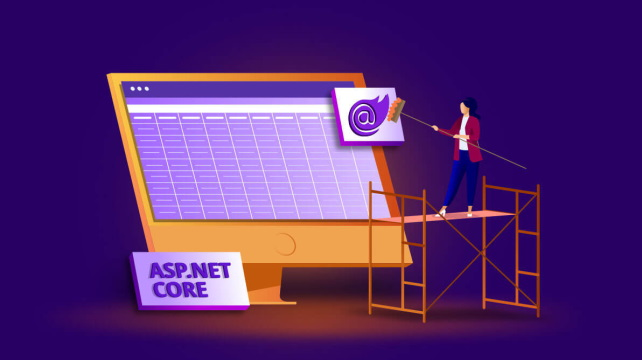 تصویر مربوط به بخش پشتیبانی جامع و غنی ASP.NET Core در مطلب ارزش یادگیری ASP.NET